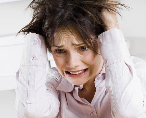 stress attack