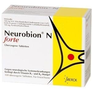 neurobion forte n vitamins