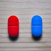 red and blue viagra