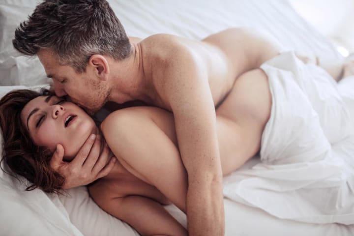 spooning sex position